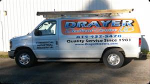 Drayer Van
